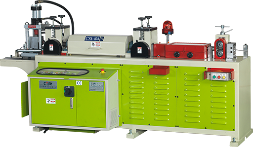 Wire Straightening Cutting Machinery