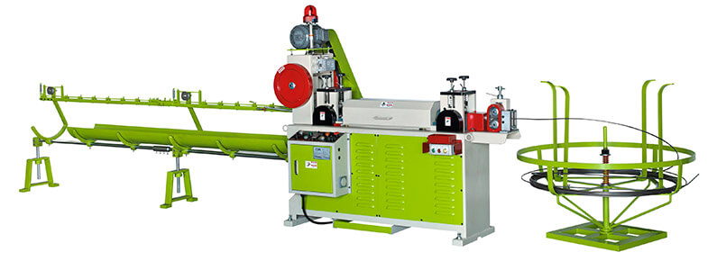 CYA-105 Standard Type Metal Wire Straightening Cutting Machine